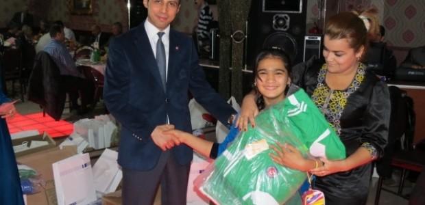 TİKA'dan Türkmenistan Engelli Sporcularına Anlamlı Destek  - 7