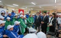 TİKA'dan Türkmenistan Engelli Sporcularına Anlamlı Destek
