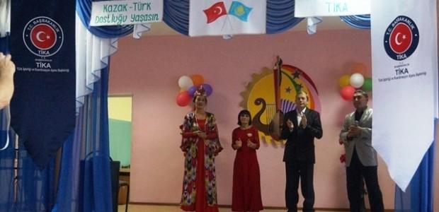 Kazakistan'da Yaşlı ve Engelliler Tıbbi Sosyal Huzur Evi'ne Destek  - 4