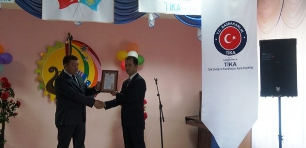 Kazakistan'da Yaşlı ve Engelliler Tıbbi Sosyal Huzur Evi'ne Destek  - 2