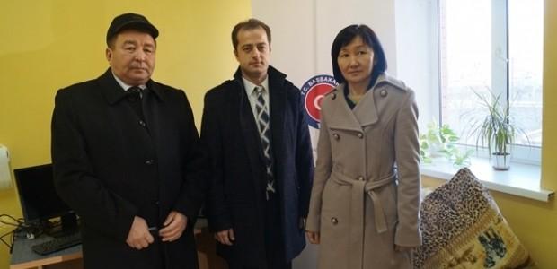 Kazakistan'da Yaşlı ve Engelliler Tıbbi Sosyal Huzur Evi'ne Destek  - 1