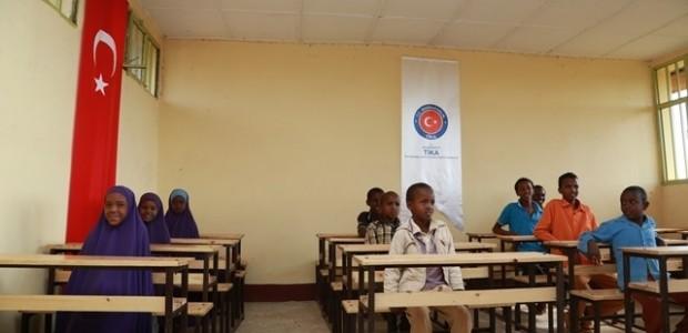 TİKA'dan Etiyopyalı Yetimlere Eğitim Desteği  - 5