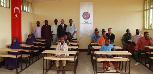 TİKA'dan Etiyopyalı Yetimlere Eğitim Desteği  - 4