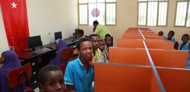 TİKA'dan Etiyopyalı Yetimlere Eğitim Desteği  - 3