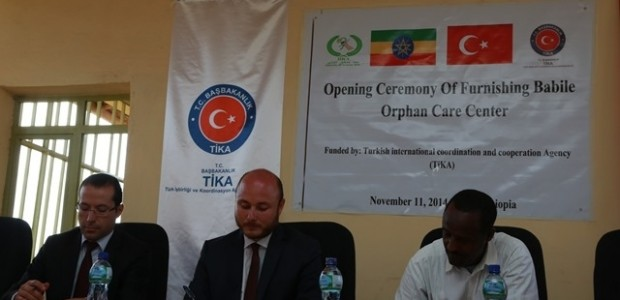 TİKA'dan Etiyopyalı Yetimlere Eğitim Desteği  - 2