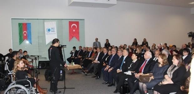 TİKA ve Beyazay Derneği İşbirliğinde Türkiye ve Azerbaycan Engellileri Bakü'de Bir Araya Geldi  - 3