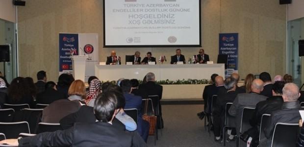 TİKA ve Beyazay Derneği İşbirliğinde Türkiye ve Azerbaycan Engellileri Bakü'de Bir Araya Geldi  - 1