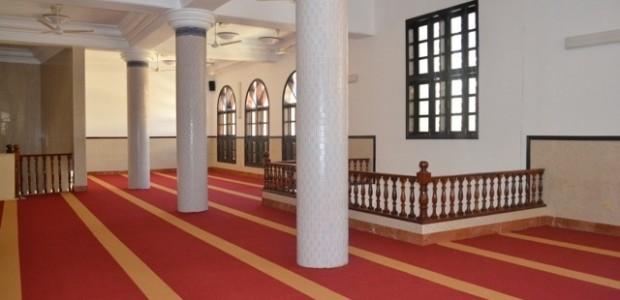 Tanzanya'da Nsikiti Ngaziya Cami'ne Tadilat ve Donanım Desteği   - 4