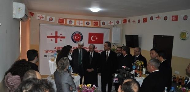Gürcistan'da Bolnisi Belediyesi Eğitim Rehabilitasyon Merkezi'ne Tadilat ve Donanım Desteği   - 4