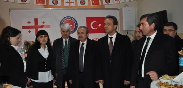 Gürcistan'da Bolnisi Belediyesi Eğitim Rehabilitasyon Merkezi'ne Tadilat ve Donanım Desteği   - 1