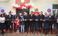 Gürcistan'da Bolnisi Belediyesi Eğitim Rehabilitasyon Merkezi'ne Tadilat ve Donanım Desteği