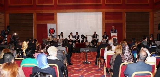Seyyid Yahya Şirvani Azerbaycan'dan Dünyaya Doğan Güneş Konulu Sempozyum ile Bakü'de Anıldı  - 5
