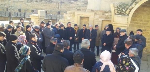 Seyyid Yahya Şirvani Azerbaycan'dan Dünyaya Doğan Güneş Konulu Sempozyum ile Bakü'de Anıldı  - 2