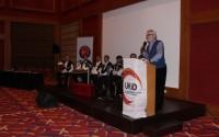 Seyyid Yahya Şirvani Azerbaycan'dan Dünyaya Doğan Güneş Konulu Sempozyum ile Bakü'de Anıldı