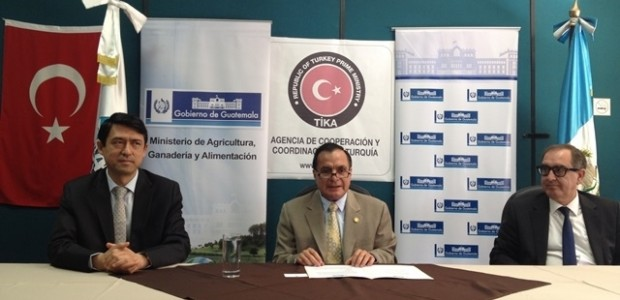 TİKA'dan Guatemala Gıda Tarım ve Hayvancılık Bakanlığı'na Donanım Desteği   - 4