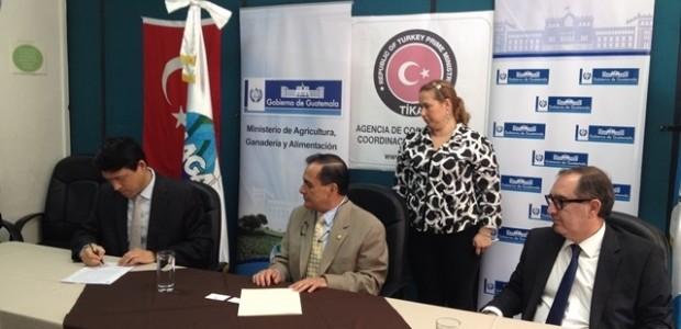 TİKA'dan Guatemala Gıda Tarım ve Hayvancılık Bakanlığı'na Donanım Desteği   - 3