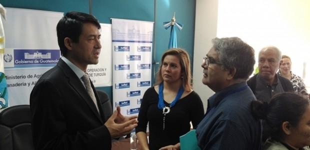 TİKA'dan Guatemala Gıda Tarım ve Hayvancılık Bakanlığı'na Donanım Desteği   - 2