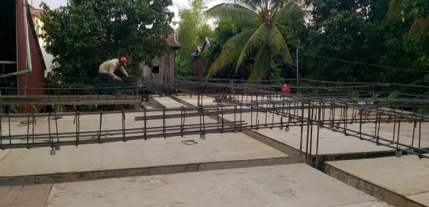 تيكا تشيد مدرسة في كمبوديا - 4