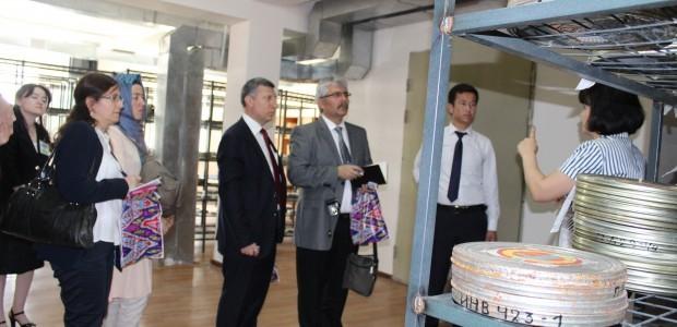 تعاون مشترك بين تركيا وأوزبكستان في مجال الأرشفة - 3