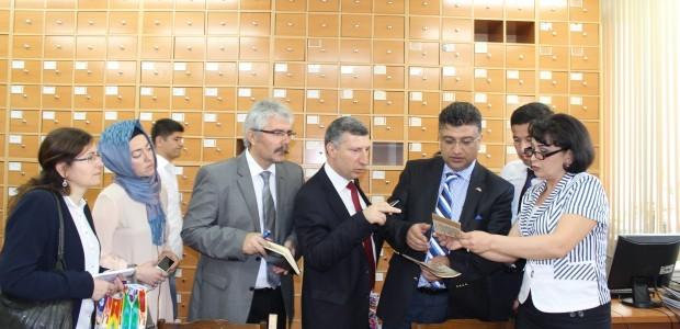 تعاون مشترك بين تركيا وأوزبكستان في مجال الأرشفة - 4