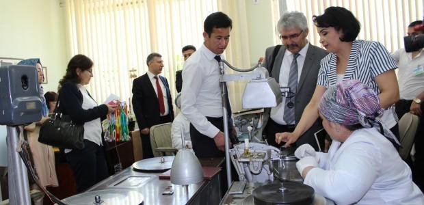 تعاون مشترك بين تركيا وأوزبكستان في مجال الأرشفة - 5