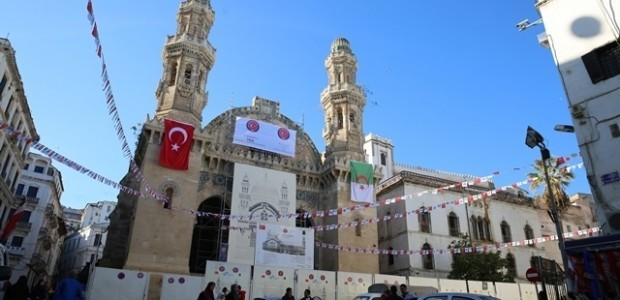 أردوغان يزور جامع كتشاوة في الجزائر - 7
