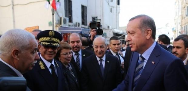 أردوغان يزور جامع كتشاوة في الجزائر - 1