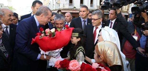 أردوغان يزور جامع كتشاوة في الجزائر - 2
