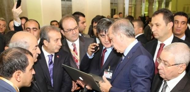 أردوغان يزور جامع كتشاوة في الجزائر - 5