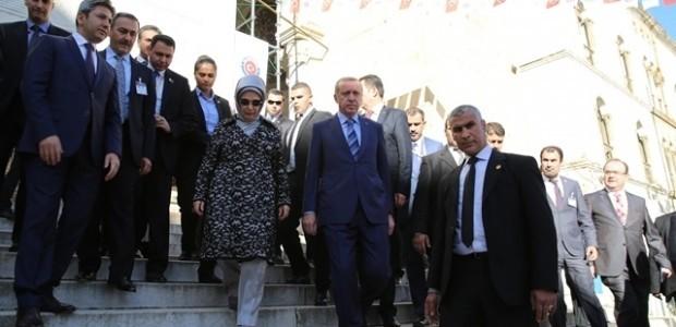 أردوغان يزور جامع كتشاوة في الجزائر - 10