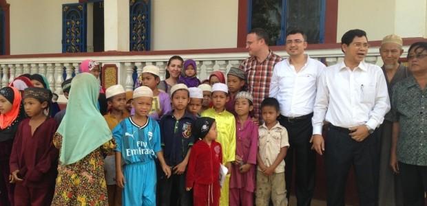 تيكا تشيد مدرسة في كمبوديا - 1