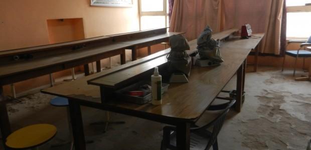 إصلاح كلية الطب في ولاية بلخ الأفغانية ودعمها بالأجهزة اللازمة - 6