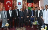 إصلاح كلية الطب في ولاية بلخ الأفغانية ودعمها بالأجهزة اللازمة