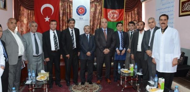 إصلاح كلية الطب في ولاية بلخ الأفغانية ودعمها بالأجهزة اللازمة - 1