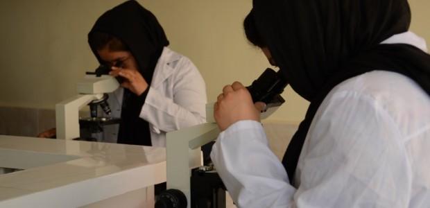 إصلاح كلية الطب في ولاية بلخ الأفغانية ودعمها بالأجهزة اللازمة - 5