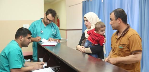 مشفى طوباس التركي بالضفة الغربية في فلسطين يقدم الرعاية الصحية لـ40 ألف شخص سنويا - 4