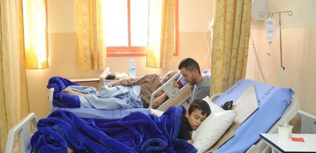 مشفى طوباس التركي بالضفة الغربية في فلسطين يقدم الرعاية الصحية لـ40 ألف شخص سنويا - 6
