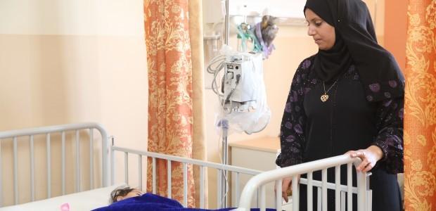 مشفى طوباس التركي بالضفة الغربية في فلسطين يقدم الرعاية الصحية لـ40 ألف شخص سنويا - 9