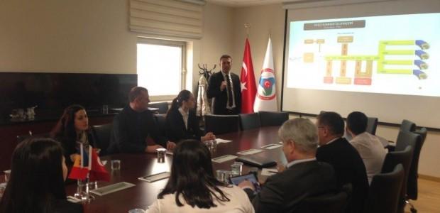 تدريب موظفي الجمارك في مالدوفيا بالتعاون المشترك مع وزارة الجمارك والتجارة التركية - 3