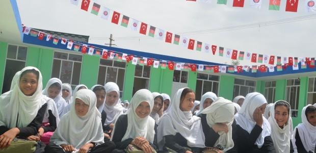 """دعم تعديل مدرسة """"نازو بيبي"""" للبنات في قرية """"باجرامي شفكي"""" بكابل - 1"""