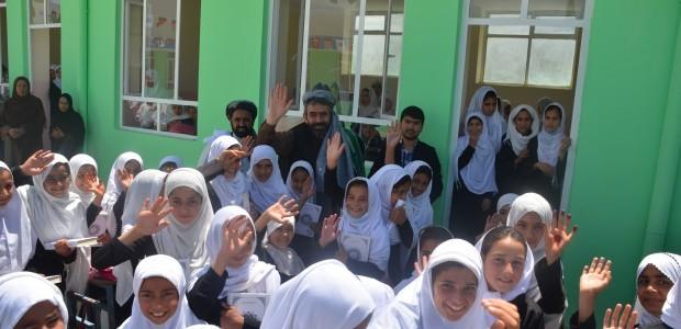 """دعم تعديل مدرسة """"نازو بيبي"""" للبنات في قرية """"باجرامي شفكي"""" بكابل - 3"""