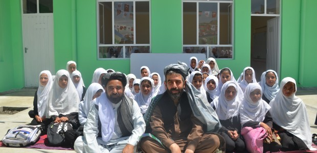 """دعم تعديل مدرسة """"نازو بيبي"""" للبنات في قرية """"باجرامي شفكي"""" بكابل - 4"""