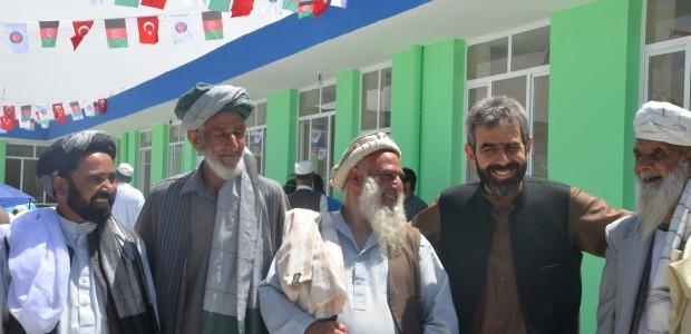 """دعم تعديل مدرسة """"نازو بيبي"""" للبنات في قرية """"باجرامي شفكي"""" بكابل - 5"""