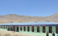 ترميم وإفتتاح مدرسة قرية تشافيك أرغاندي في كابل