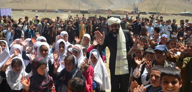 ترميم وإفتتاح مدرسة قرية تشافيك أرغاندي في كابل - 3