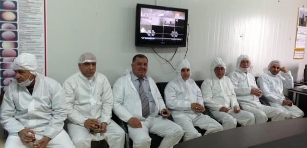 دودة تعليمية لأعضاء جمعية المستقبل للمهندسين الزراعيين التركمان في العراق - 3