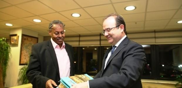 """زيارة وزير خارجية جمهورية أرض الصومال السيد """"محمد باهي يونس""""، لرئيس الوكالة التركية للتعاون والتنسيق (تيكا) - 2"""
