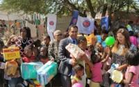 تيكا تقدم الدعم لدار الأيتام في ناميبيا