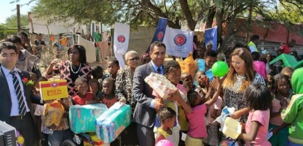 تيكا تقدم الدعم لدار الأيتام في ناميبيا - 1