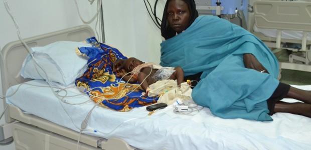 مشفى نيالا السوداني التركي للتعليم والبحوث يقدم الخدمات الصحية لـ 65,897 شخص - 2